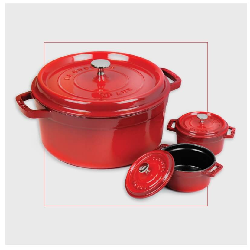 A cast iron kit